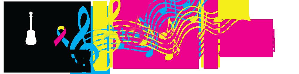 Musik Mot Cancer Logotyp