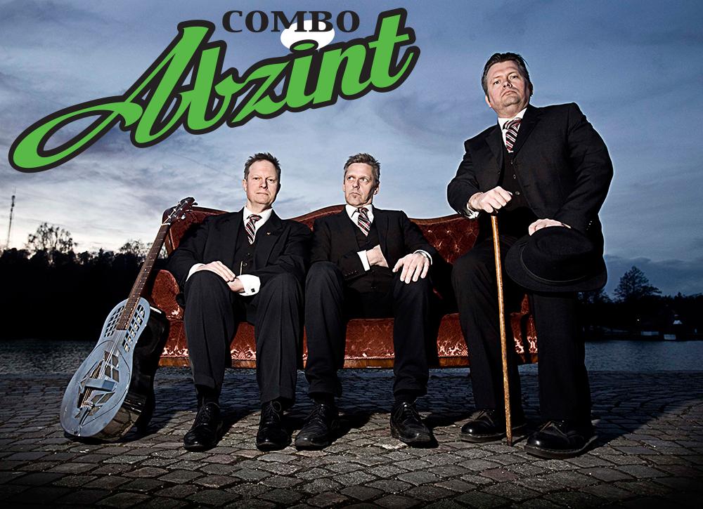Combo Abzint - Musik Mot Cancer