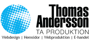 TA Produktion Trollhättan - Webdesign, Hemsidor, webproduktion, E-handel